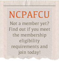 NCPAFCU Membership Eligibility